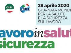 28 aprile, giornata mondiale per la salute e la sicurezza sul lavoro