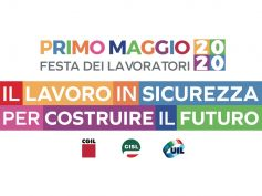 Primo Maggio, 'Lavoro in sicurezza' lo slogan scelto dai sindacati