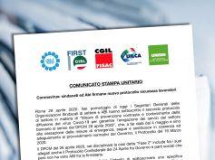 Coronavirus, sindacati ed Abi firmano nuovo protocollo sicurezza lavoratori