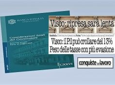Bankitalia, considerazioni finali di Ignazio Visco, Furlan e Colombani commentano