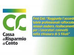 Caricento, First Cisl, tutele professionali più forti nell'accordo sul piano