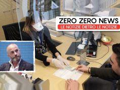 I bancari nel diluvio universale del virus, Colombani a Zero Zero News