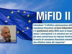 Mifid II, Colombani, la vera sfida è la consulenza indipendente
