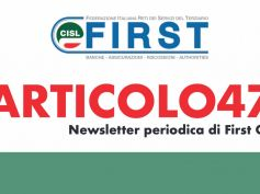 ARTICOLO47, la nuova pubblicazione di First Cisl