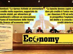 Tavola rotonda First Cisl, ruolo banche e politiche creditizie per ripresa economica
