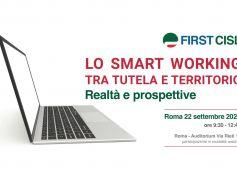 Smart working, realtà e prospettive. La tavola rotonda First Cisl e il webinar