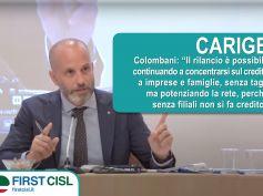 Carige, Colombani, rilancio possibile, più credito all'economia, rete va potenziata