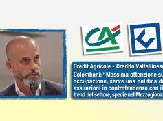 Crédit Agricole – Credito Valtellinese, bene se territorio e lavoro al centro