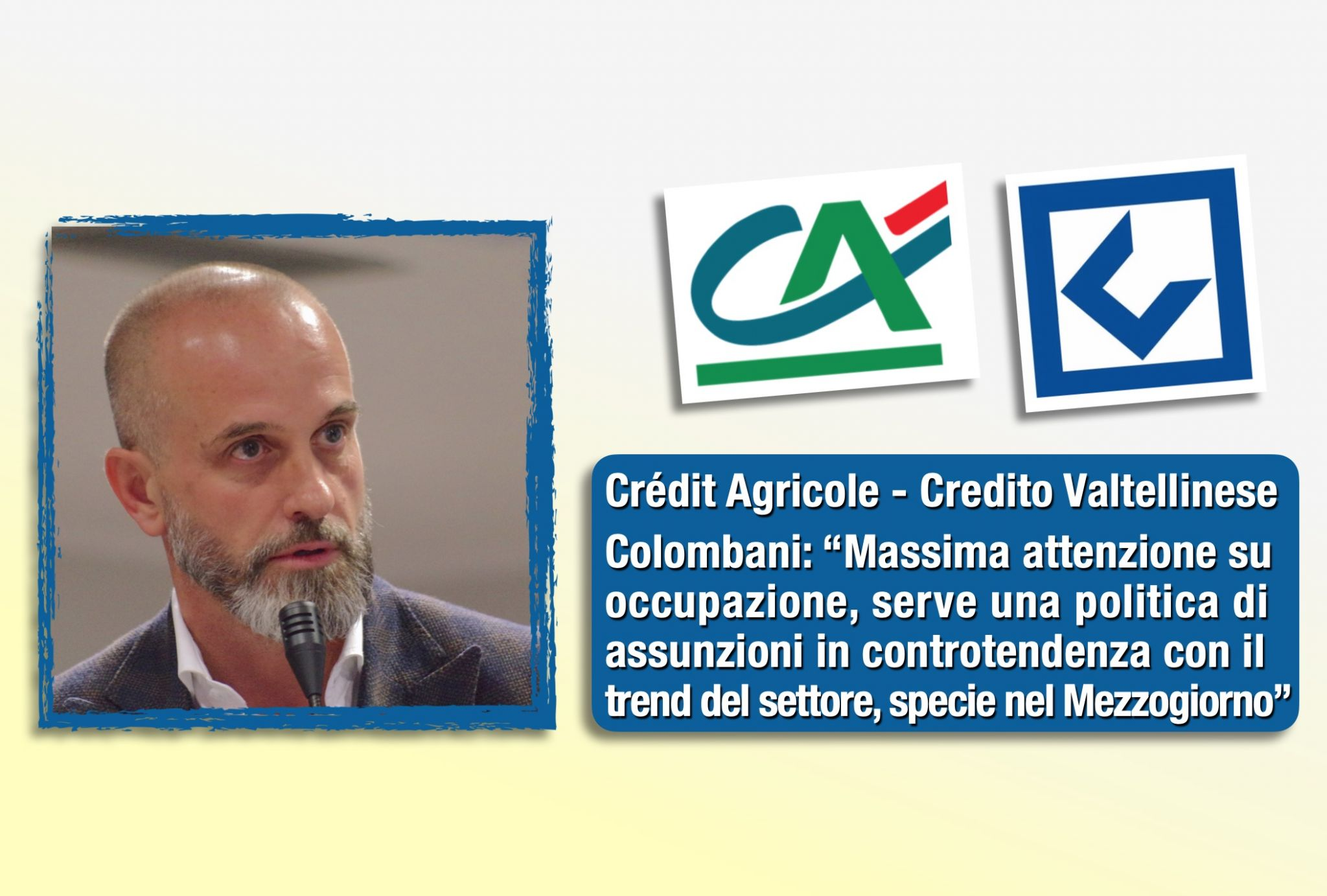 Crédit Agricole vuole comprarsi il Creval