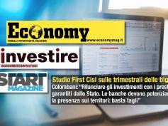Studio First Cisl su trimestrali banche, pandemia non fiacca i conti delle big five