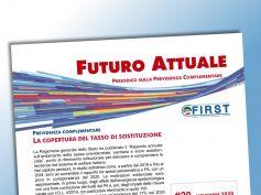 Futuro Attuale, la copertura del tasso di sostituzione
