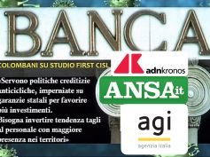 Banche resistono a Covid, Colombani, rilancio con politiche creditizie anticicliche