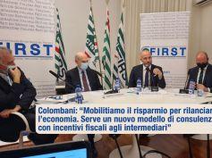 Banche, Colombani, lavoratori protagonisti con la consulenza indipendente