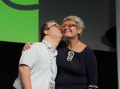 Annamaria Furlan su Rai 2 nella Giornata internazionale delle persone con disabilità