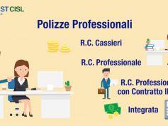 Polizze RC Cassieri e Professionale 2021 e servizi gratuiti per gli iscritti First Cisl