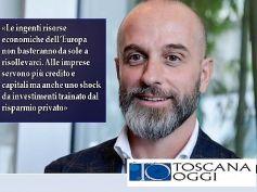 Toscana Oggi intervista Colombani, le banche al servizio del Paese per ricostruirlo