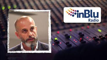 Riccardo Colombani ospite di Radio inBlu,riduzione sportelli bancari, disagi per i clienti e limiti per le aziende