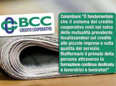 Tavola rotonda First Cisl sulla stampa, mutualità resti centrale nel futuro delle Bcc