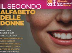 """8 marzo, """"Il secondo alfabeto delle donne"""", l'iniziativa Cgil Cisl Uil e Cnel"""