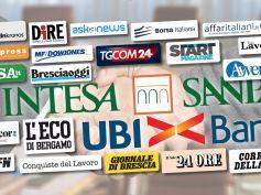 Stampa rilancia posizione First Cisl su accordo integrazione Ubi in Intesa Sanpaolo