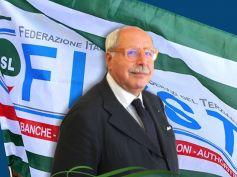Carmine Bruno Pempinello nominato Cavaliere della Repubblica. Congratulazioni da First Cisl