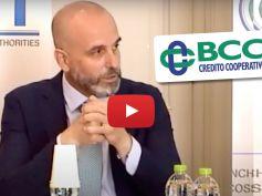 Bcc in crescita anche in Piemonte. Colombani, bene la stabilità, ma la riforma va rivista. Video