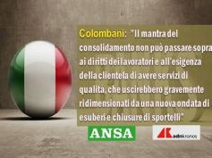 Colombani sulla stampa, concentrazione bancaria italiana non autorizza nuovi tagli