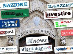 Grande impatto sulla stampa studio First Cisl Mps, rafforzamento capitale, tempestività Ue e niente spezzatino, così la banca è salva