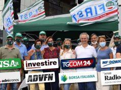 La protesta in Bnl sulla stampa, First Cisl, candidati a sindaco di Roma si uniscano a noi per fermare immotivate esternalizzazioni