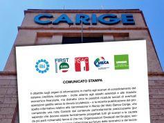 Carige, i sindacati chiedono al Fitd di definire un percorso per continuità aziendale e occupazione