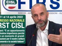 First Cisl, da 11 a 14 aprile a Roma il Congresso nazionale. Colombani, appuntamento fondamentale in una fase di grande trasformazione
