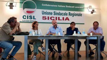 Esecutivo First Cisl Sicilia, Pnrr occasione irripetibile per assicurare ripresa, sviluppo e coesione sociale