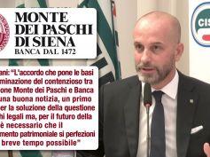 Mps, Colombani, positivo accordo con Fondazione sul contenzioso, ora avanti con il rafforzamento patrimoniale