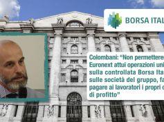 Borsa Italiana, Colombani, no ai tagli, Euronext si fermi