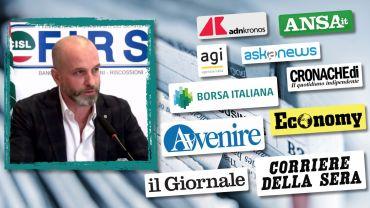 First Cisl sulla stampa, Borsa Italiana ha dimostrato sua centralità, no profitti azienda pagati dai lavoratori