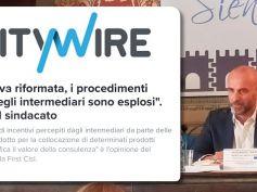 Colombani su Citywire, serve reato disastro bancario, incentivi fiscali per consulenza su base indipendente e questionario unico Mifid